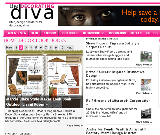 Create An Interior Design Look Book By Christine Style And Decor For The Decorating Diva
