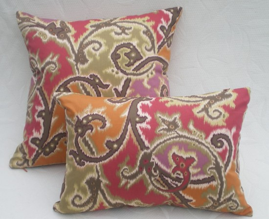 Ethnic Pillow Decor