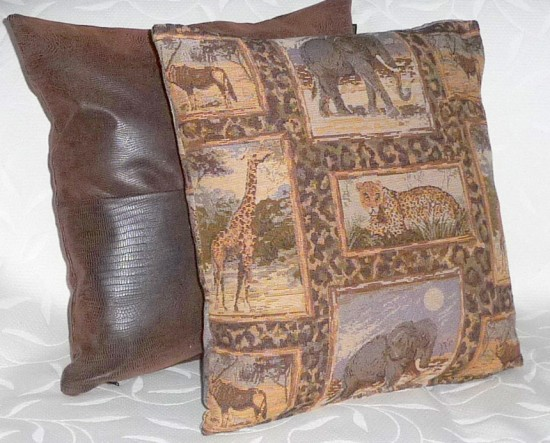 Ethnic Animal pillow