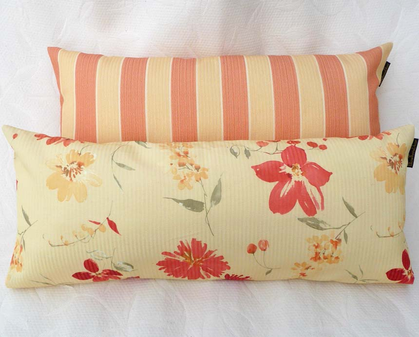 Create a cushy setting with long throw pillows for Long throw pillows