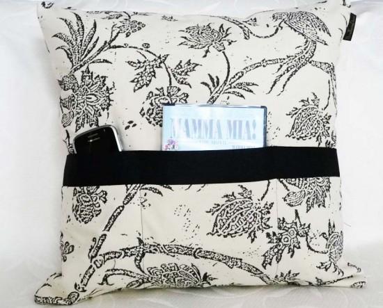 Man Pocket Pillow