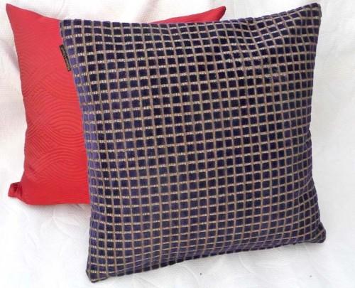 Velvet Guy Pillow