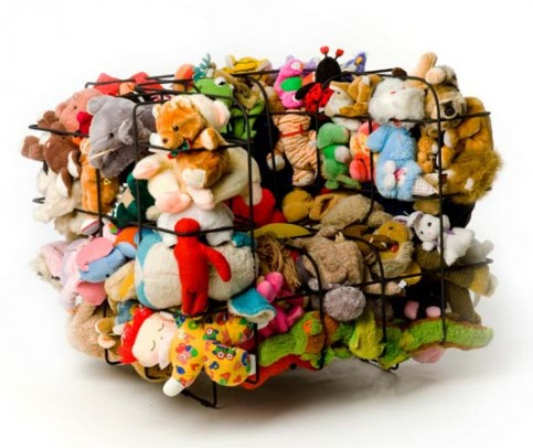 Multipurpose teddy bear chair