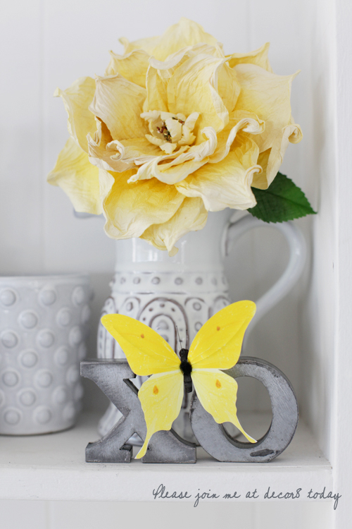 Yellow Home Decor