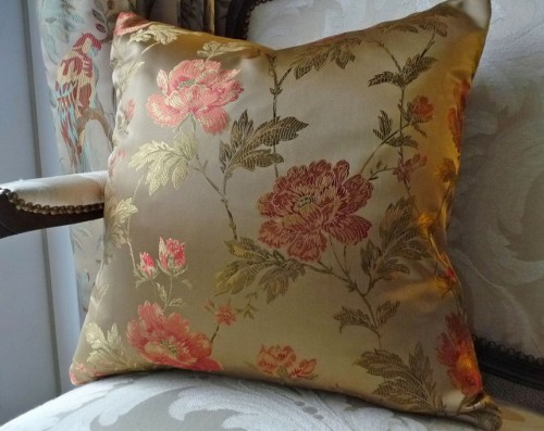 Luxury Floral Cushions