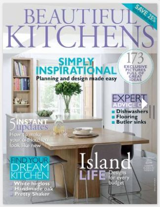 Beautiful Kitchens Online Magazine