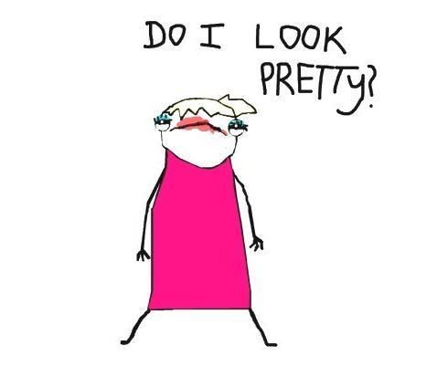 Do I look Pretty t-shirt
