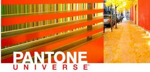 Pantone Universe color is life