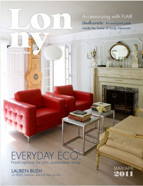 Lonny Lifestyle Decor Magazine