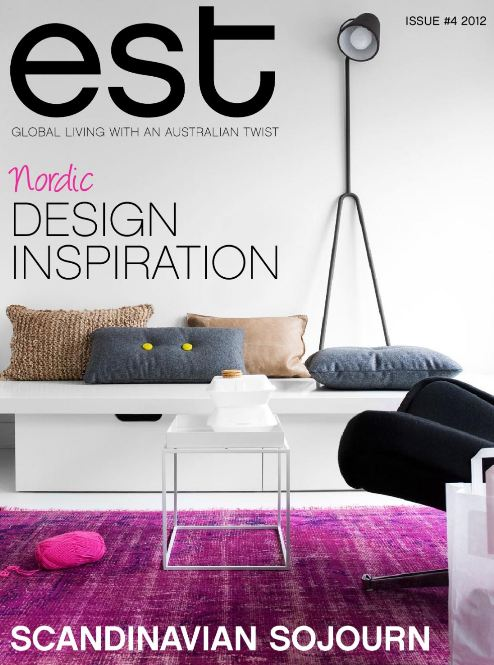 Est magazine 4 free online read for home decor ideas Interiors and decor magazine